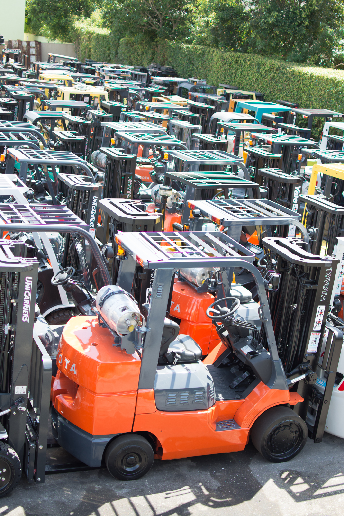 forklift used inventory at dade lift parts – DadeLift Parts