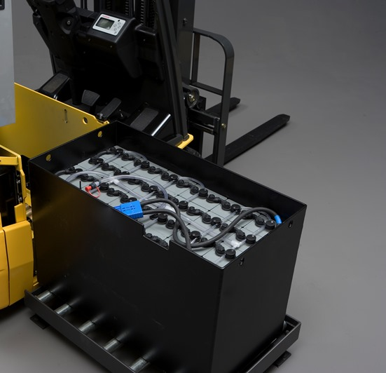 Electric Forklifts, Battery Charging and Changing ...